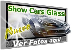 Show Cars Glass